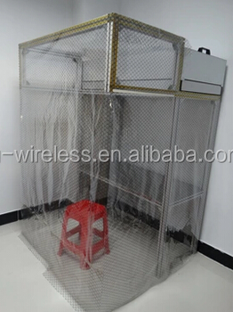 Dust Free Room With Ffu New Design Anti Clean Free Room