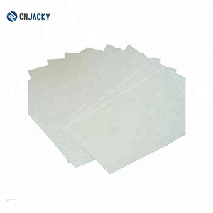 Customized Size Cheap Offset / Silk Screen Printing PVC Card Material / Basic PVC Core Sheet