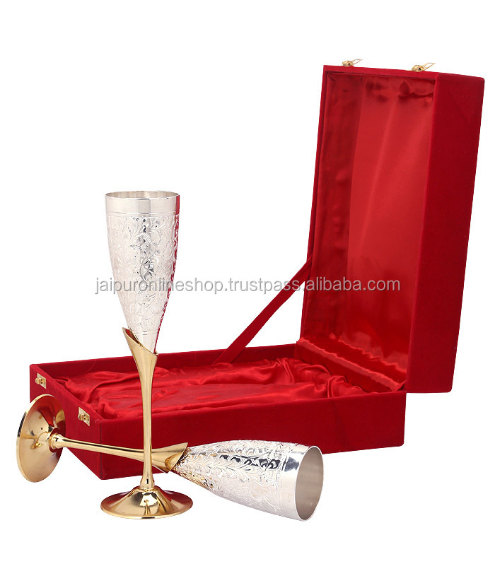 silver plated wine goblets silver plated wine goblets suppliers and at alibabacom
