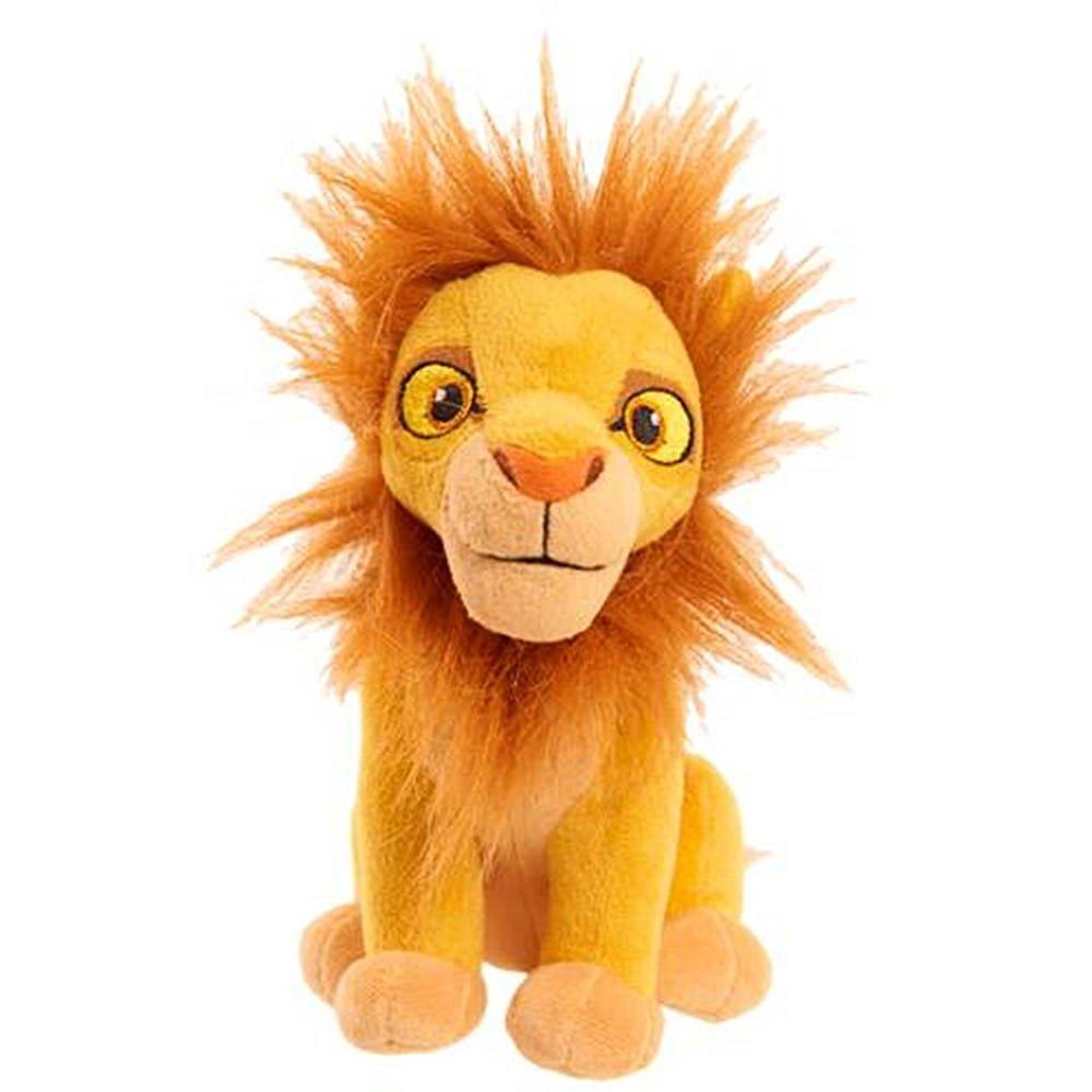 Disney Lion King Just Play Exclusive 6 Inch Mini Plush Figure Adult Simba