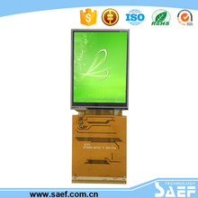 2.8 inch lcd module IPS type All sight viewing TFT with resistive touch panel for application use