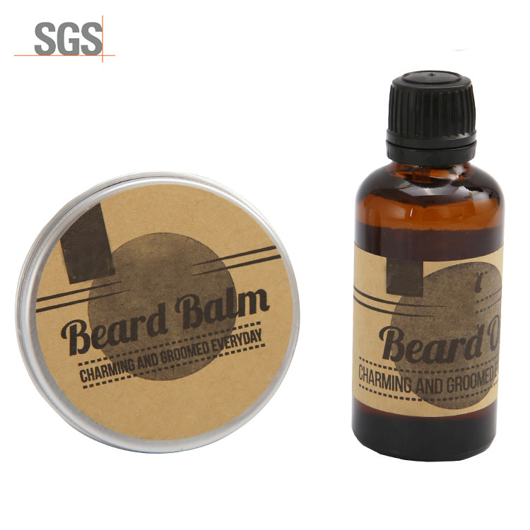 gmpc certification private label beard styling wax / balm beard cream for men