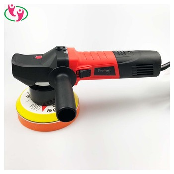 6 Inch Variable Speed 8mm Random Dual Action Car Polisher
