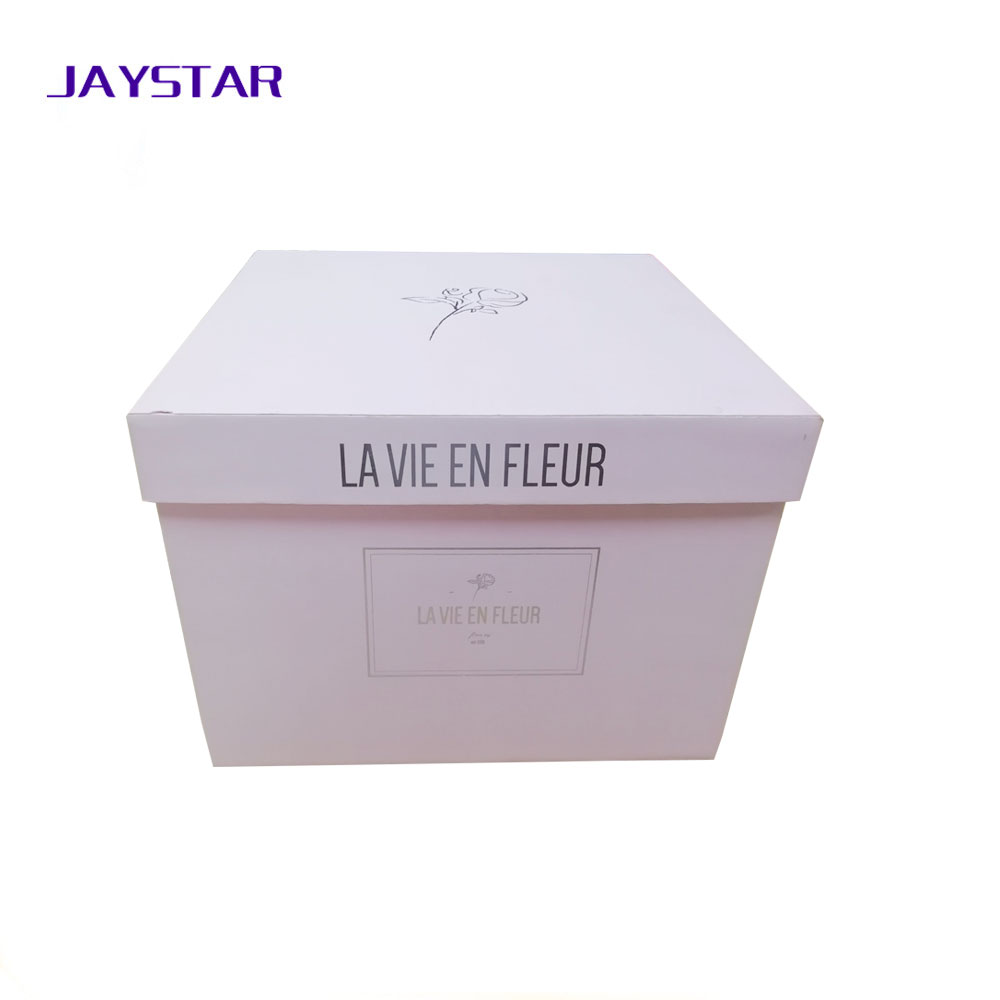 Flower Life Romantic Pink Flower Bouquet Boxes For Rose Kraft Paper Carton Box For Flower Buy Flower Bouquet Box Pack Carton Box For Flower Pink Flower Box Product On Alibaba Com