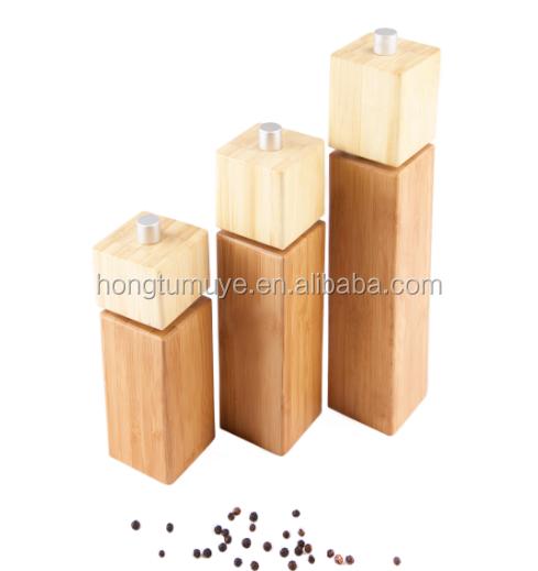 Grosshandel Salz Und Pfeffer Holz Kaufen Sie Die Besten Salz Und