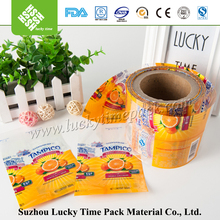 high quality PVC/PET/OPS heat shrink wrap label