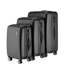 Top Verkauf reise 3 stücke ABS <span class=keywords><strong>trolley</strong></span> koffer set/gepäck mit rädern abs <span class=keywords><strong>trolley</strong></span> <span class=keywords><strong>taschen</strong></span>