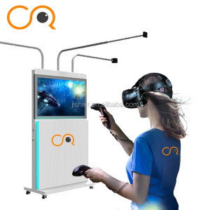 New Technology 9d VR Shooting Game VR Simulator