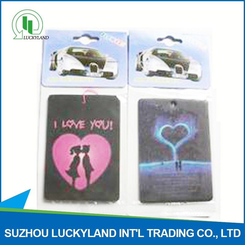 Professional Supplier Company Car Fresheners