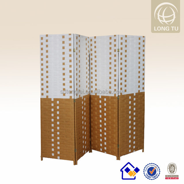 Nice Design Hand Woven 4 Panels Cheap Home Decorating Ideas