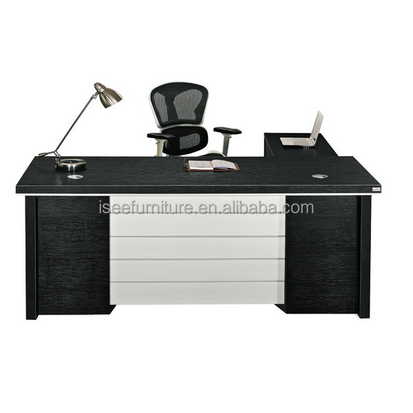 Standard executive office counter table design, office reception ...