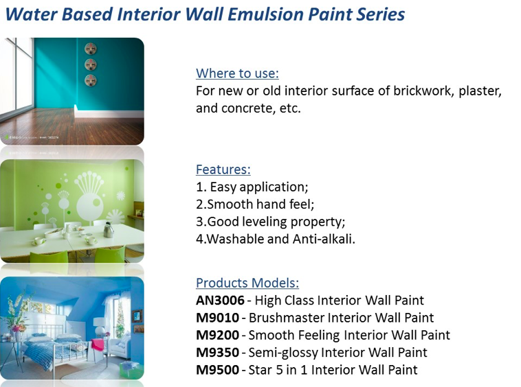 Maydos China Brand Best Price Water-based White Wall Water Based Acrylic Spray Paints