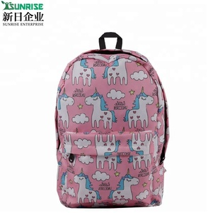 f8445950d309 Animated School Bag