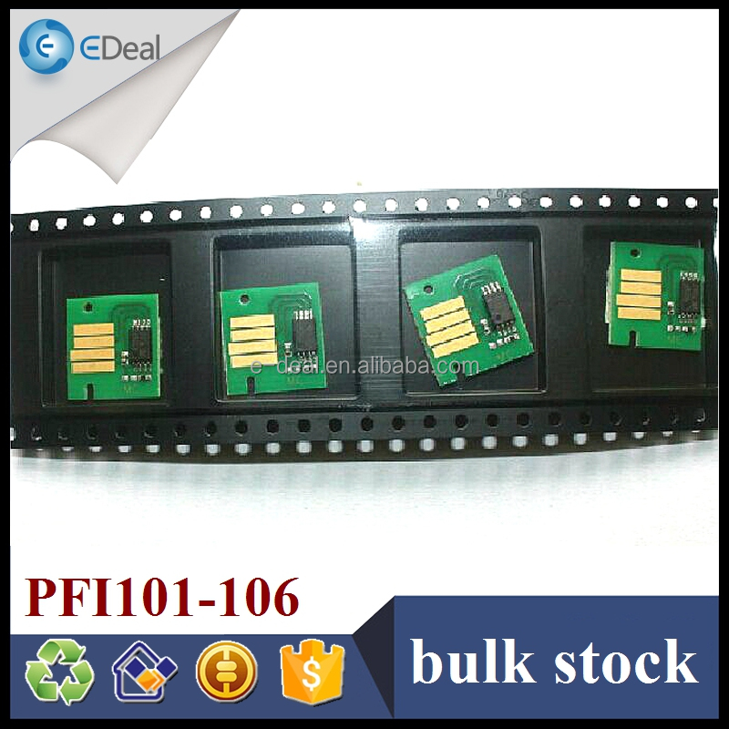 Refill ink cartridge chip for Canon ipf5000 reset chip