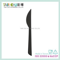 Heat-resistant Disposable Plastic Steak And Butter Spread Knife