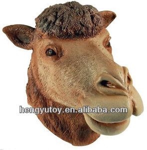 Light comedy Realistic 3D Animated latex camel Costume