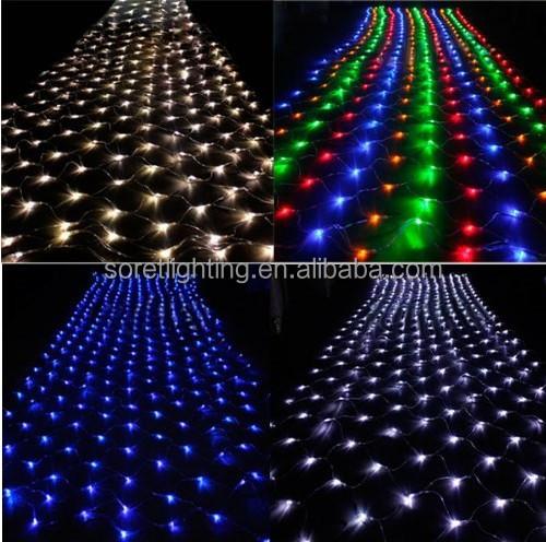 1x2m 2x3m Led Flashing Net Lights Led Christmas Lights Wholesale ...