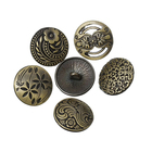 Flatback [ Jeans Button ] Jeans Button Custom High-quality Easy To Use Metal Jeans Button