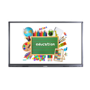 LCD Electronic Multi Touch Screen Display Board For Classroom Teaching