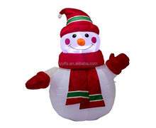walmart outdoor inflatable snowman christmas
