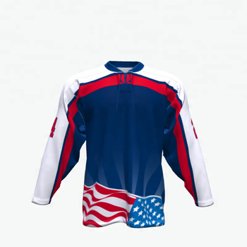 Own Team Ice Hockey Uniforms Custom