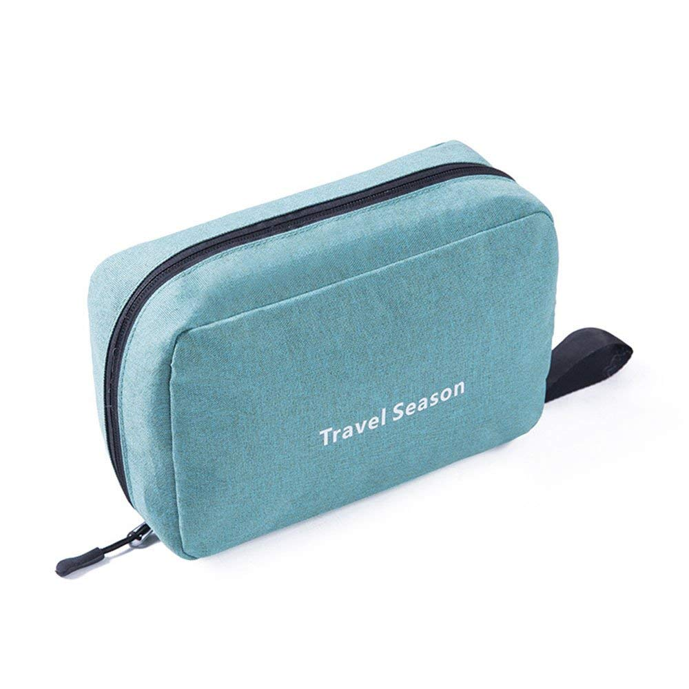 9411980ef47d Cosmetic Pouch Travel Toiletry Bag Hanging Airplane Waterproof Compact Portable  Cosmetic Bag Organizer Dopp Kit Makeup