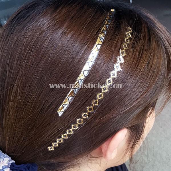 Premier Jewelry Free Sample Shiny Metallic Temporary Body Printing ...