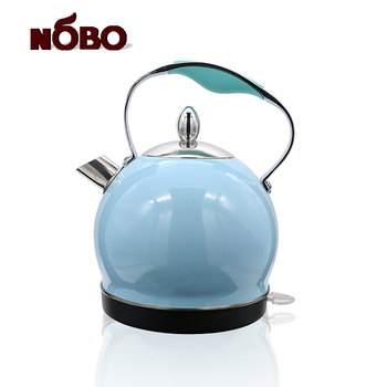 New popular 1800W power stainless steel travel electric kettle
