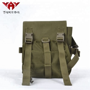 Yakeda Manufacture Tactical Pouch For Helmet High Quality Military Pouch With Molle System