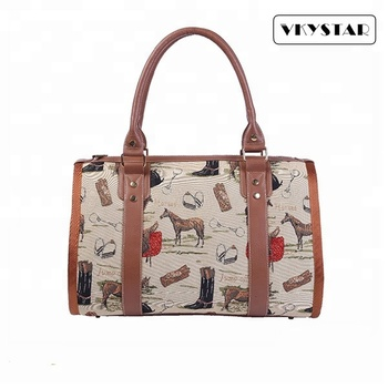 9ee097cc0 Brand Custom Ladies Business Travel Totes Handbags Women Bags For Meeting  Or Party