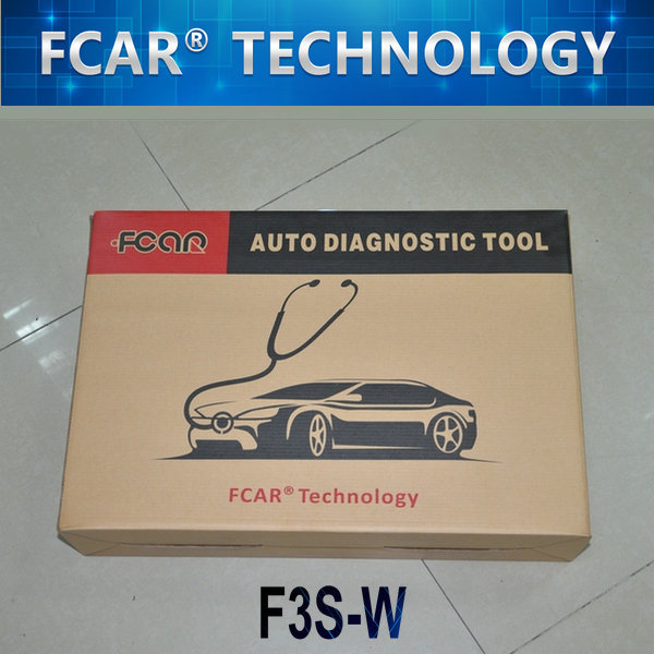 Fcar F3 Professional Universal Auto Diagnostic Scanner from Fcar