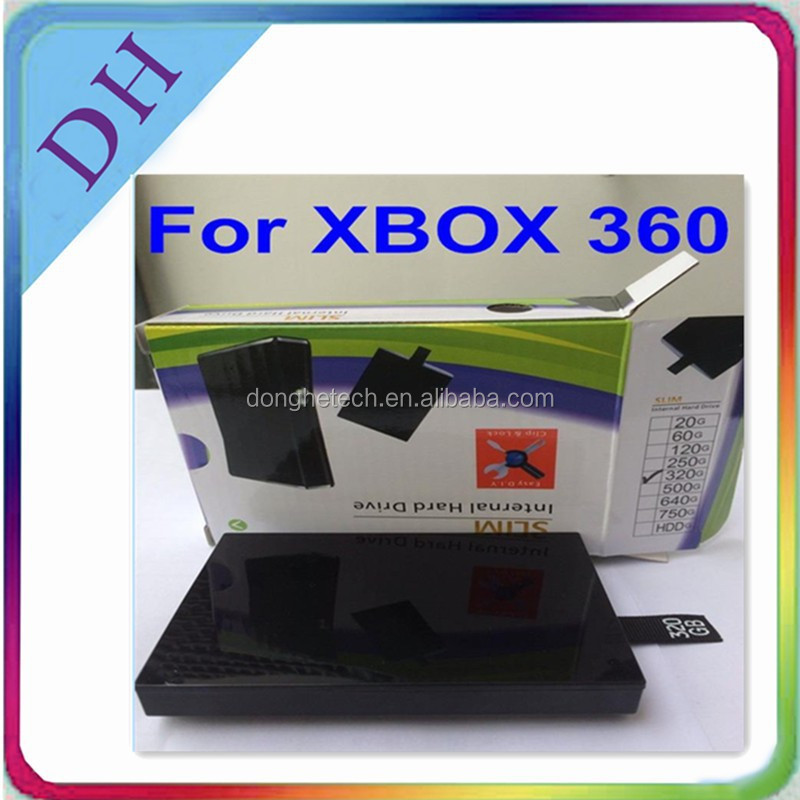 Hot selling 320gb for xbox 360 hard drive slim HDD for xbox360 hard disk