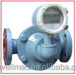 Electronic Oil Oval Gear Meter flow rate 0.3-80m3/h