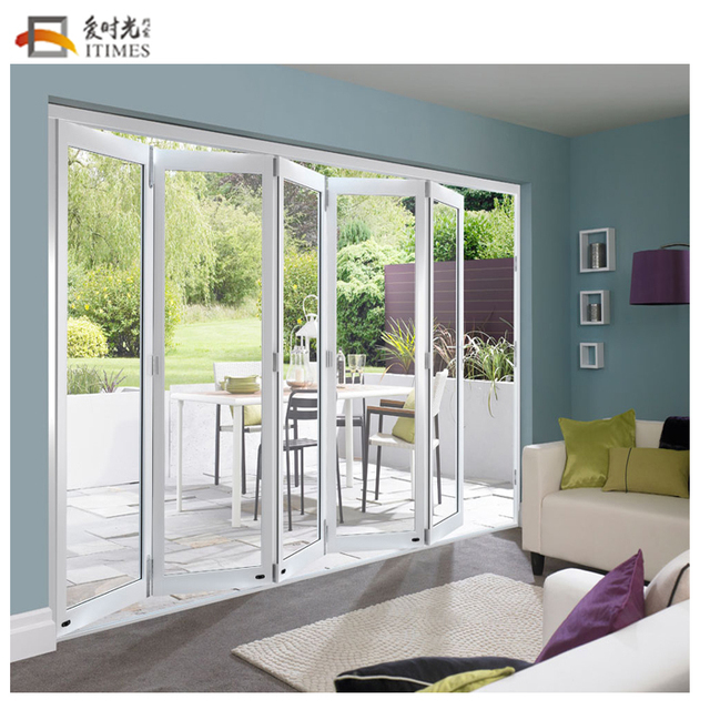 Buy Cheap China glass panel folding door Products, Find China glass ...