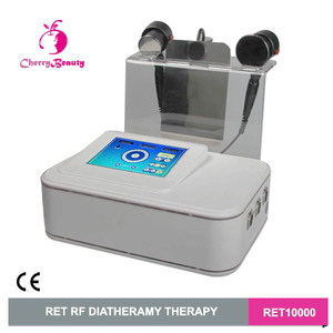 RET microwave diathermy in physiotherapy diathermy fat removal machine