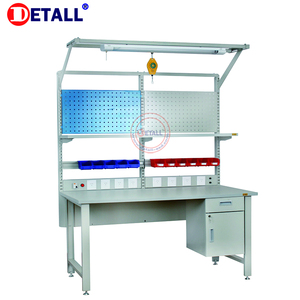 Detall electronic anti static workstation