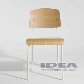 Replik Jean Prouve Standard Stuhl- Eiche Natur - Buy Product on ...