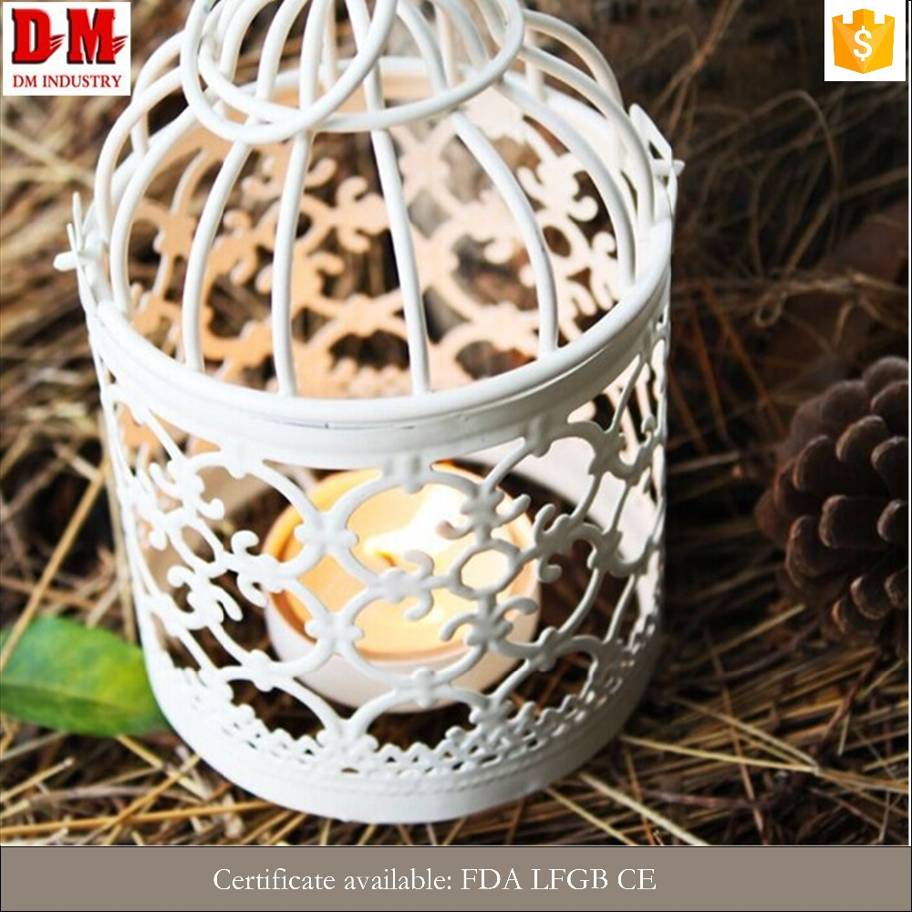 European Style Old Fashion Weld Weddings Decoration Metal