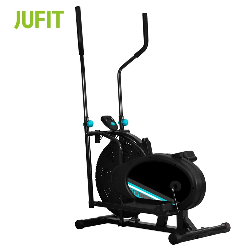 JUFIT fitness gym equipment home elliptical cross bike trainer