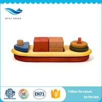 Custom design wooden educational lesson plans best selling toys 2017