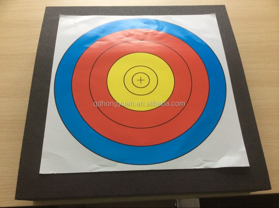 XPE Material Main property of Archery Target