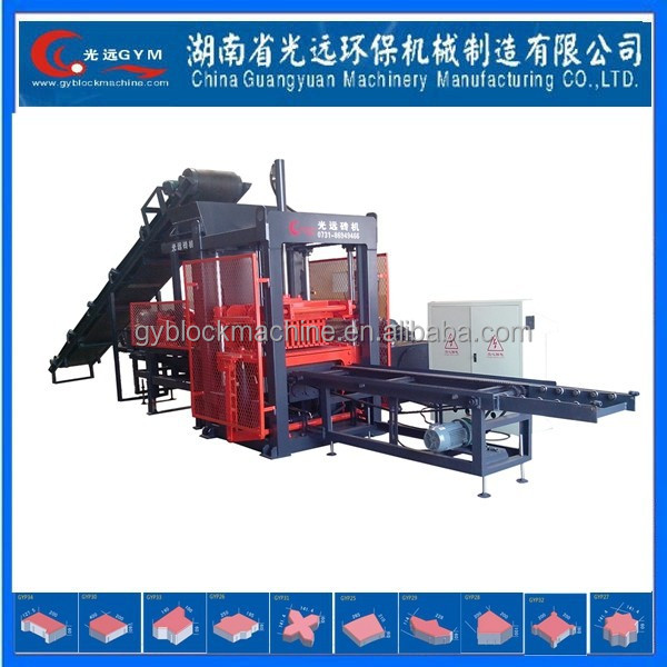 Semi-Auto Cellular concrete cement brick equipment