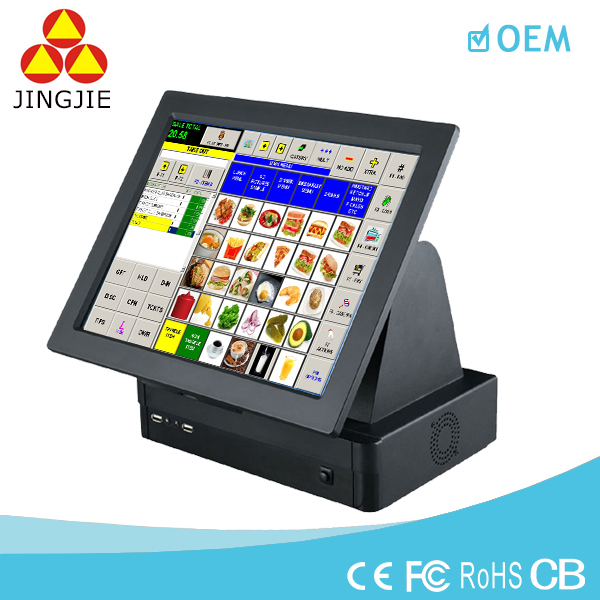 Stock Products Status touch screen pos terminal with ram ddr3 4gb kingston