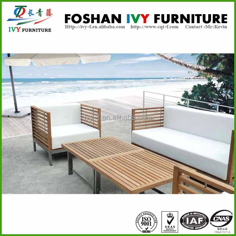 Encuentre el mejor fabricante de muebles jardin madera sintetica y ...