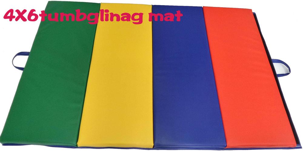 Soft Folding Tumbling Mat Gym Mats And Exercise Mat For
