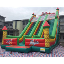 Giant Bouncy Jumping Castle Inflatable Water Slide Combo children's bouncy castle with slide