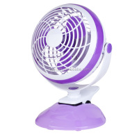 6 Inch clip table fan 2 in 1/12v dc car fan /dc cooling fan /12v dc table fan