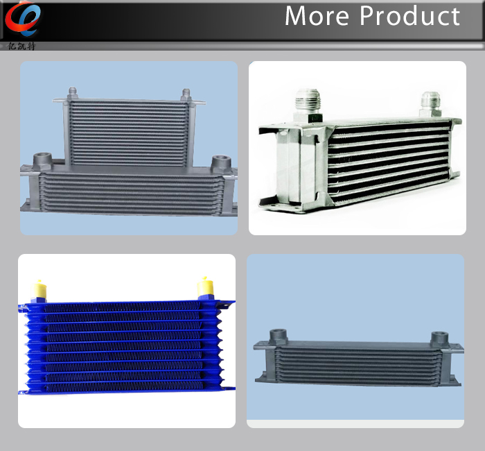 High performance direct factory aluminum motor vehicle for Small slim radiators