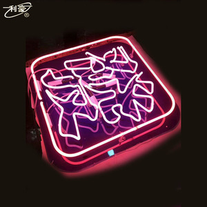 Factory wholesale neon lamp neon Chinese letters neon gas sign