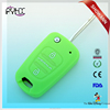 Eco-friendly hyundai silicone cheap car key case remote key cover for hyundai